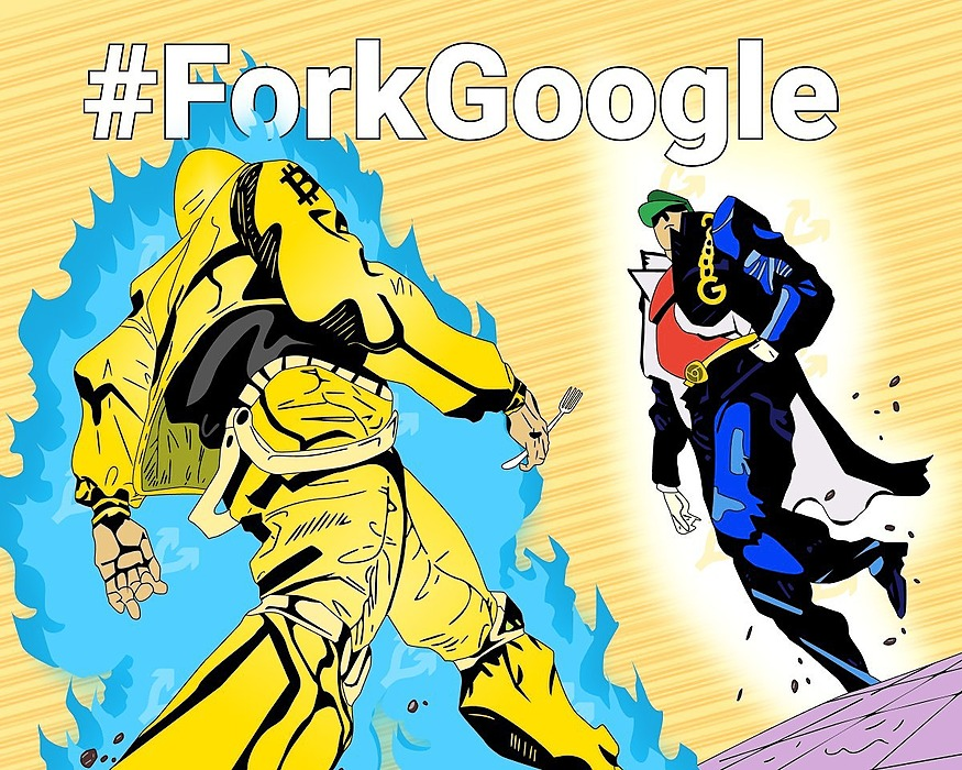 /forkgoogle-the-crypto-communitys-petition-against-googles-censorship-fsfd325f feature image