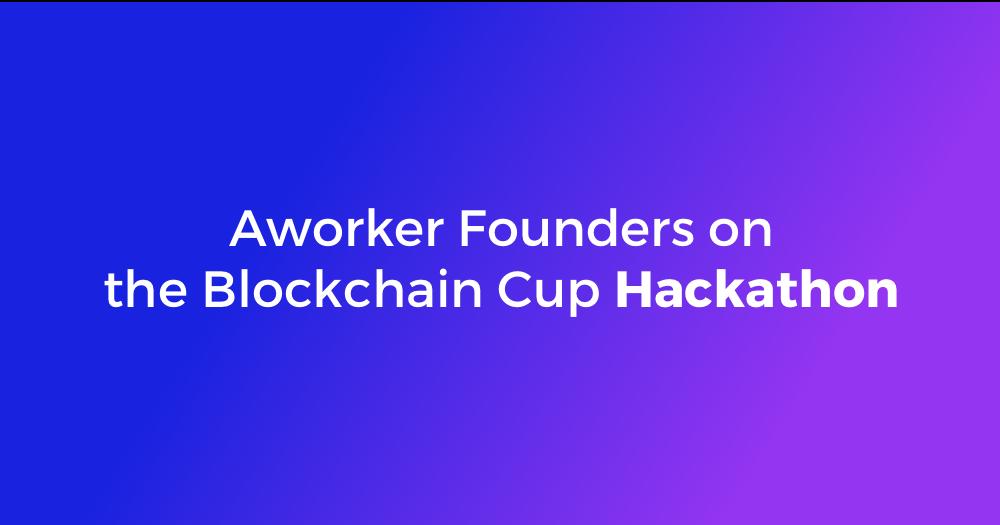 /blockchain-cup-hackathon-7864b25ca228 feature image