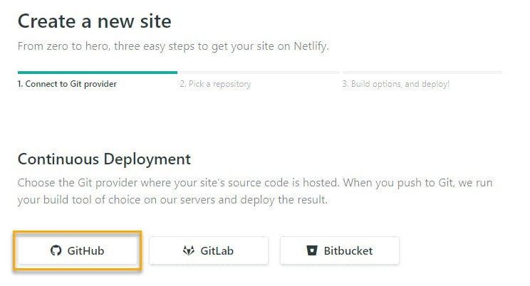 How to deploy a blog using Cosmic JS + Vuetify to Netlify