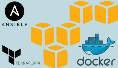 Setup Docker Swarm on AWS using Ansible & Terraform - By