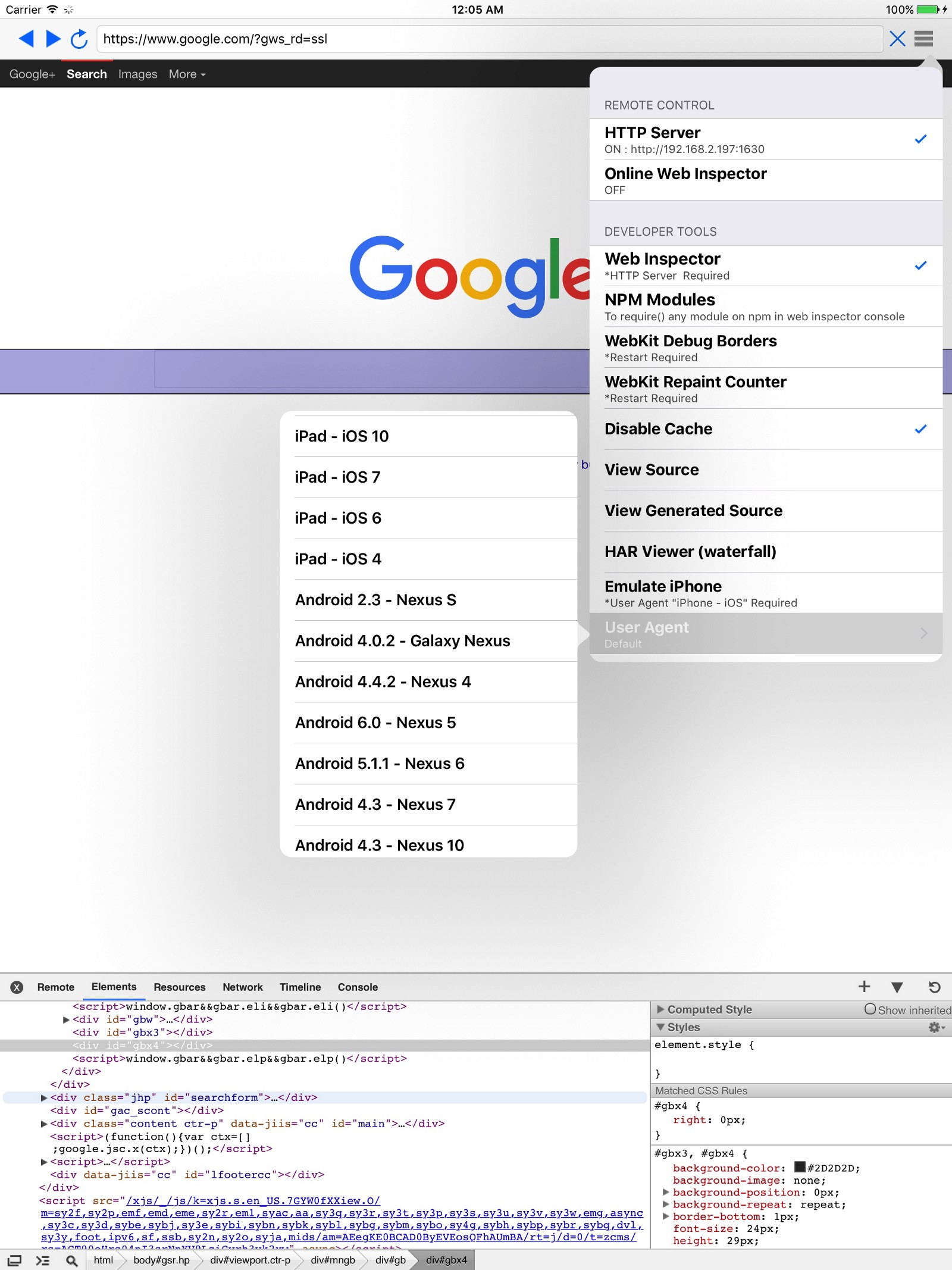 How does MIHTool saves your time when debug webpages on iOS - By