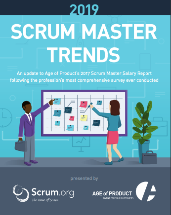 Learnings from 2019 Scrum Master Trends Report