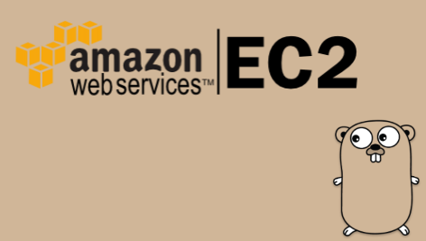 Deploying a Go application on AWS EC2 - By