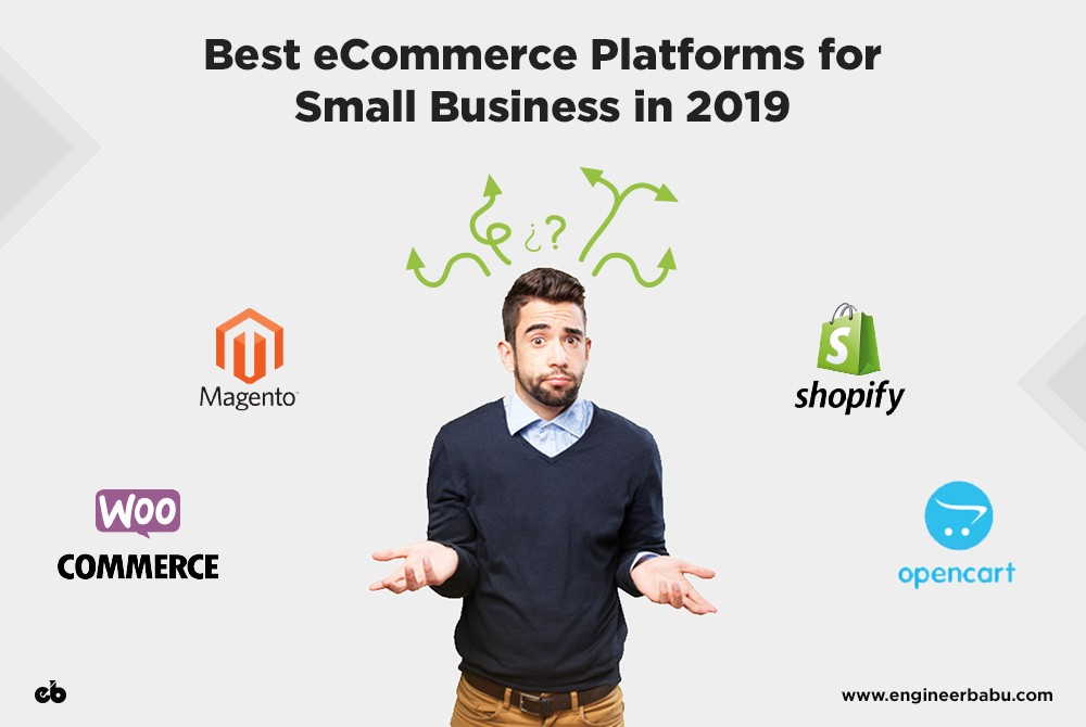 Top Five eCommerce Platforms for Small Business Reviewed - By