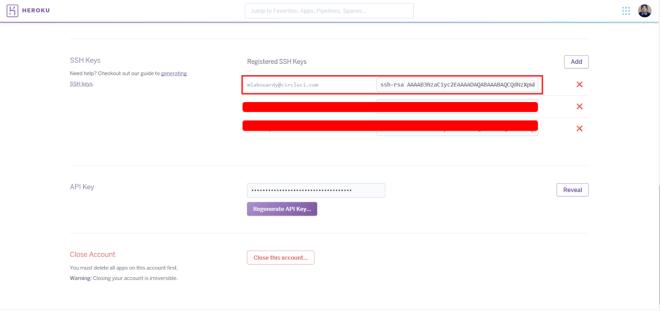 CI/CD pipeline using Github, Docker, CircleCI & Heroku - By