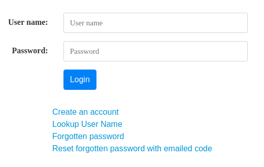 Authentication with AWS Cognito - By
