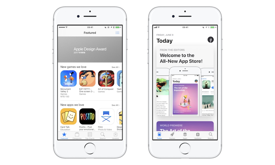 iOS 11 vs iOS 10: Comparison Review in UI and Interaction - By