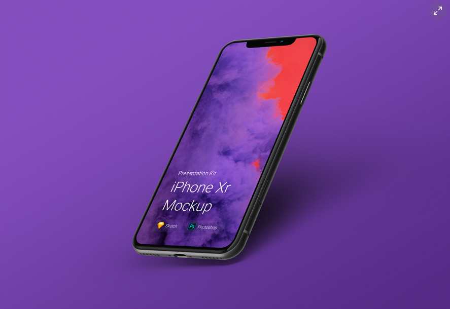 42 Best iPhone X, iPhone XS(Max) Mockups for Free Download