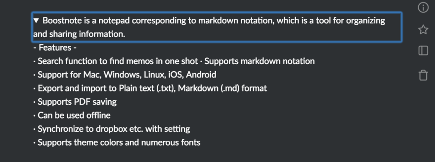 Boost your productivity using Markdown  - By