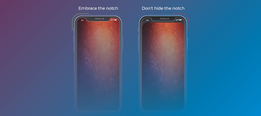 Designing for iPhone X: 9 Tips to Create a Great-Looking