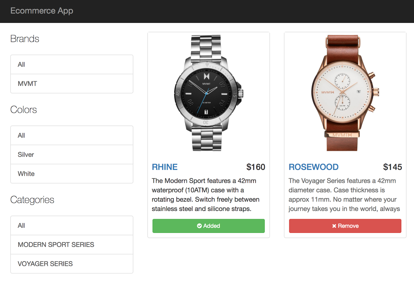 How to Build an Angular JS Ecommerce App - By