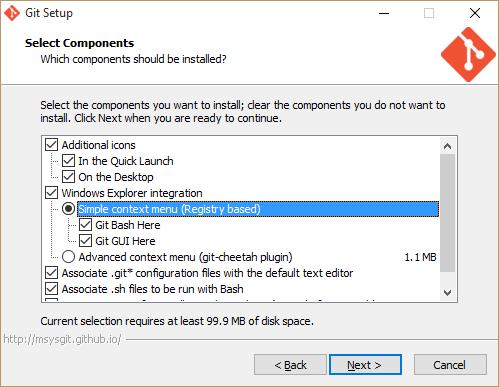 Setting up git on Windows and Ubuntu linux - By