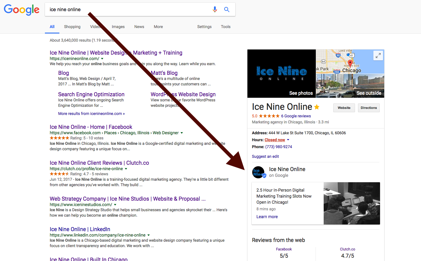 10 Powerful Google My Business Features you Must use in 2021
