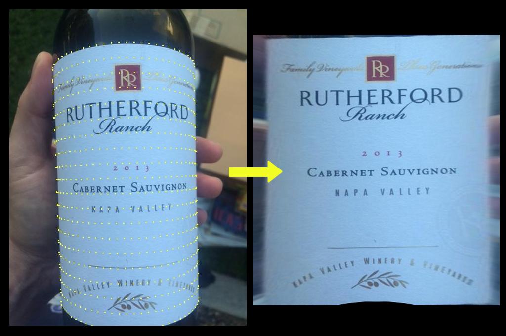 How to unwrap wine labels programmatically - By Alexey Zankevich