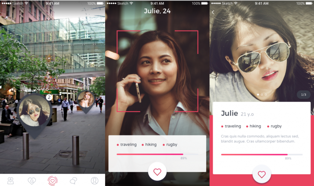 Dating app MIT GPS