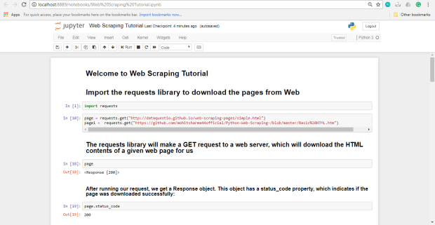 Web Scraping Web Scraping with Python and BeautifulSoup - By