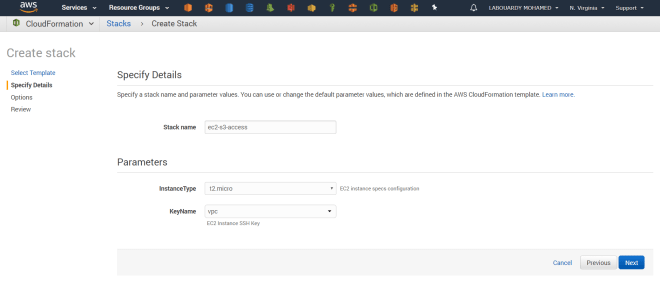 Cloudformation Attach Managed Policy To Existing Role