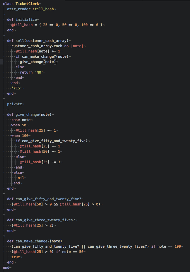 Ruby Javascript Kata Comparison - By