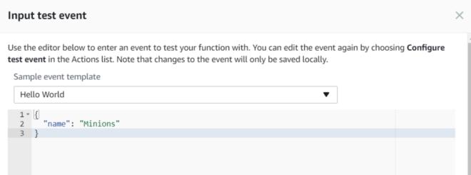 Create a Serverless REST API with Node JS, AWS Lambda, DynamoDB