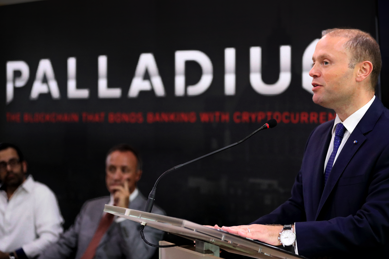 How Palladium will help make crypto easier from Malta - By