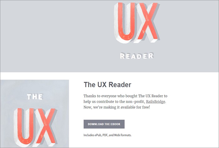 12 Free UX & UI Books That Worth Your Reading for 2018 - By