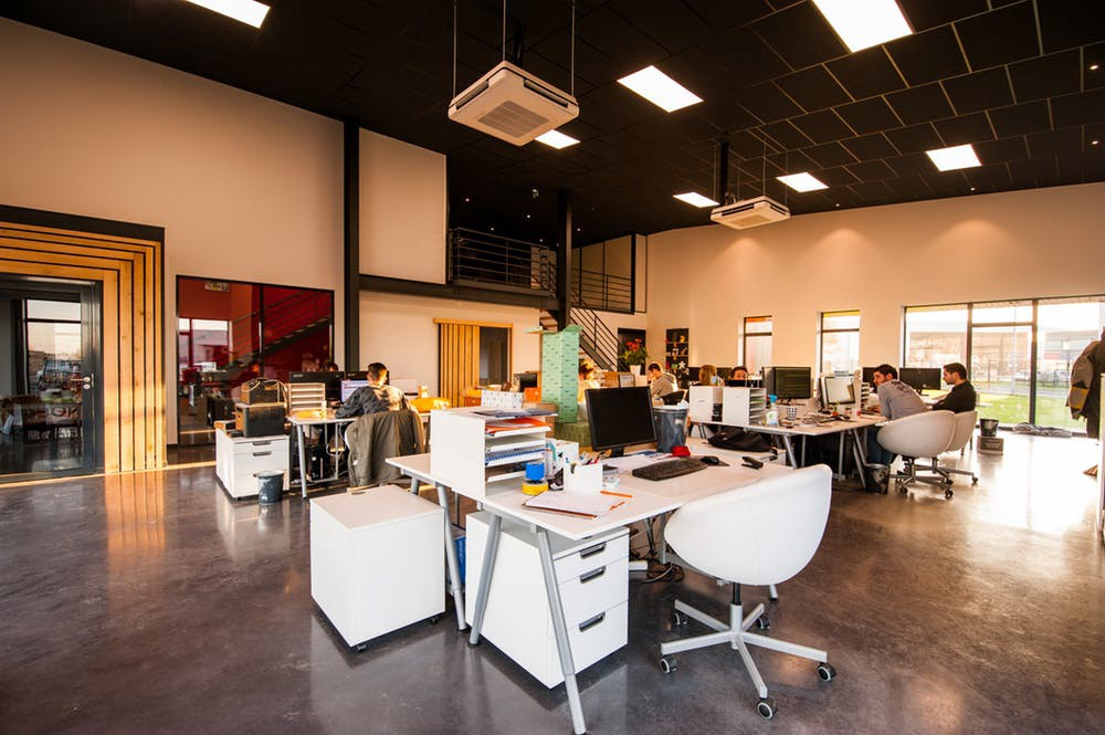 Open offices are in the best interest of executives, not