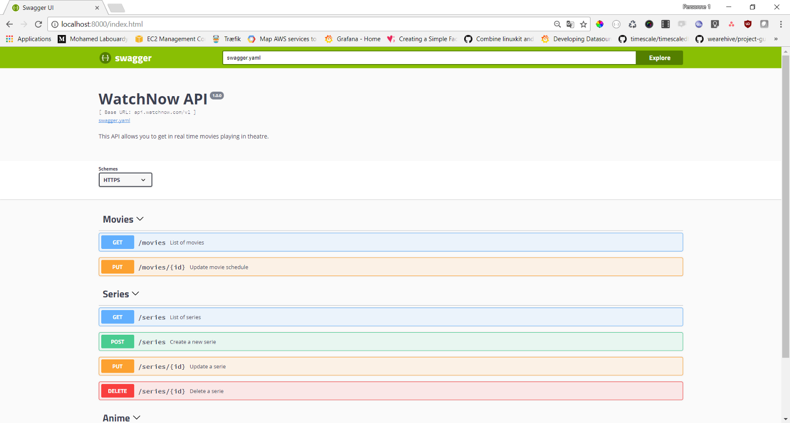 Generate beautiful Swagger API documentation from Insomnia - By
