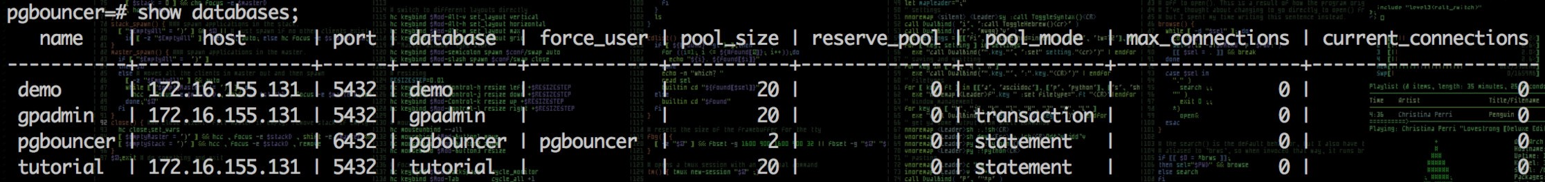 Understanding Postgres connection pooling with PgBouncer