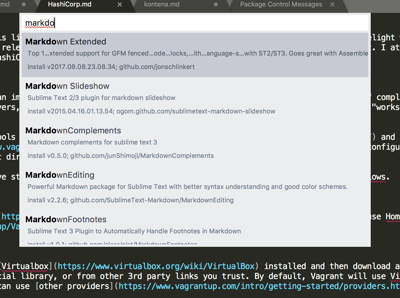 /customizing-sublime-text-for-writers-d9beb658bbfc feature image