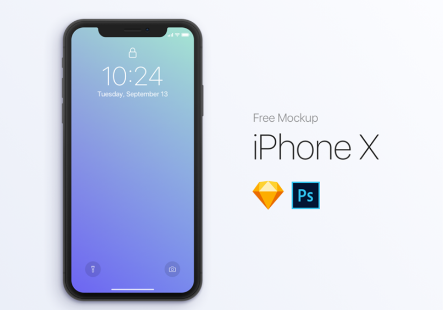 42 Best iPhone X, iPhone XS(Max) Mockups for Free Download[PSD+