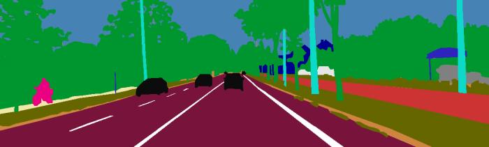 Semantic Segmentation Datasets for Autonomous Driving - By