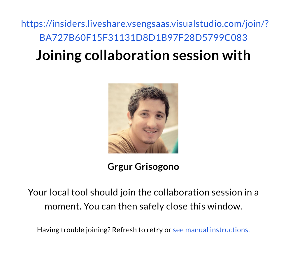 Real-time collaboration made easy with VS Live Share - By