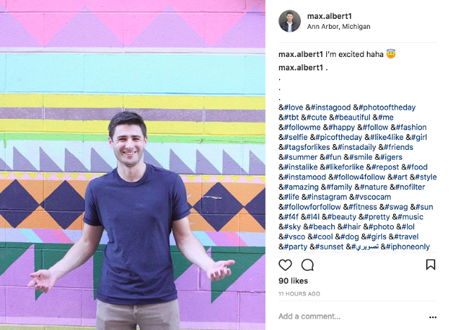 Hacking Instagram: How To Add Infinite Hashtags To Your Post - By
