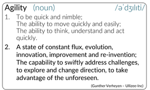 /the-illusion-of-agility-what-most-agile-transformations-end-up-delivering-40ba9764d4f1 feature image