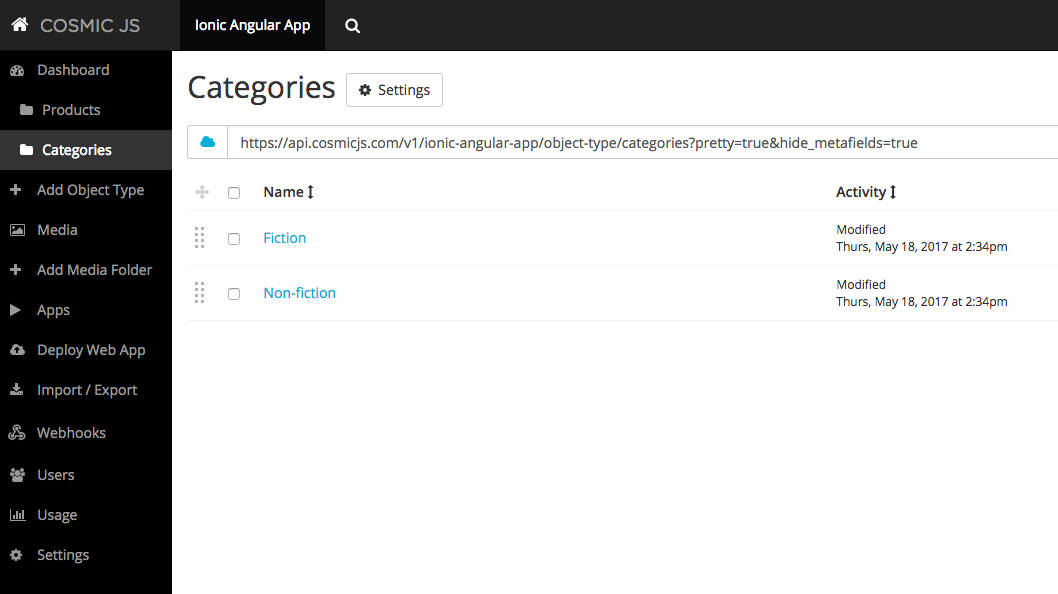 How to Build a Mobile Product Catalog App Using Angular JS