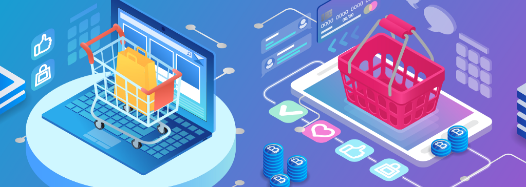 /blockchain-technology-is-bringing-the-power-back-to-shoppers-6435482b9b66 feature image