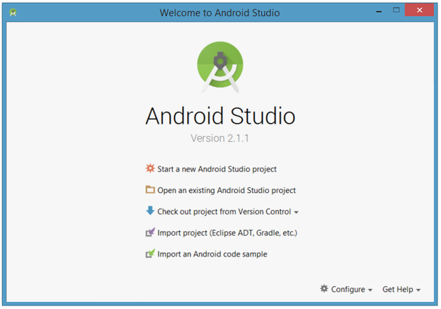 How to convert a website into an Android app from scratch