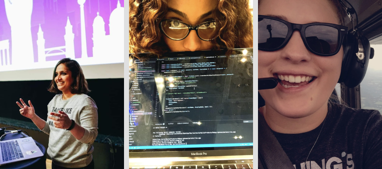 Interviews with Three Amazing Female Web Developers Who