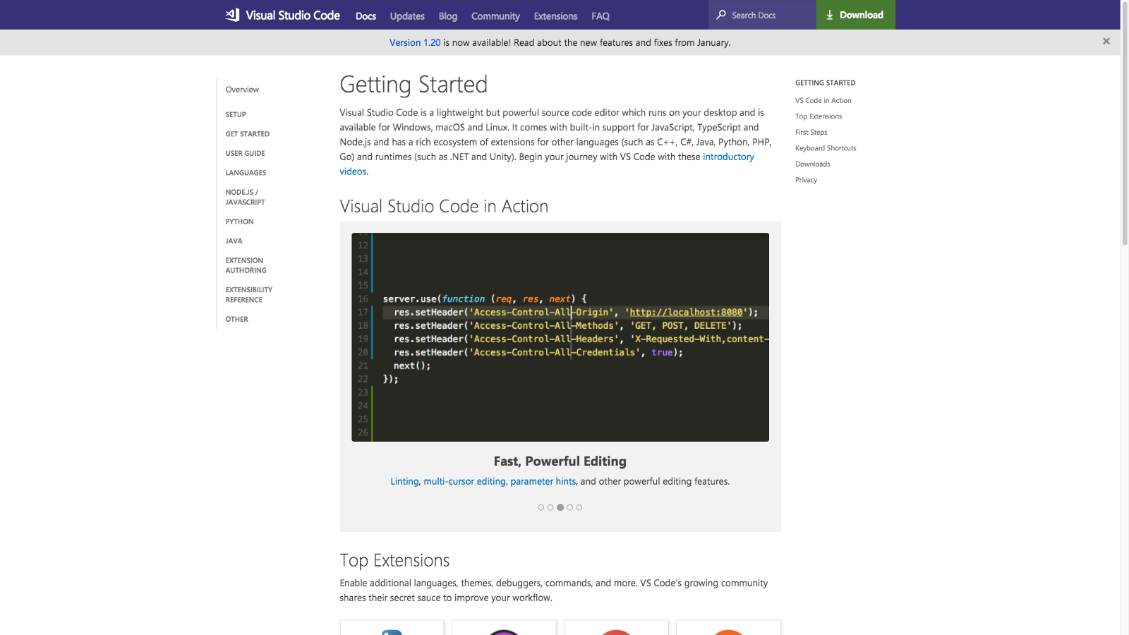 VSCode for WebStorm Users - By