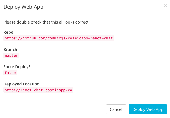 Build a React Chat App in 4 Steps - By Carson