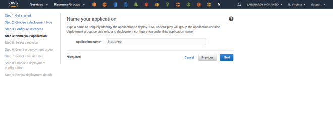 Continuous Deployment with AWS CodeDeploy & Github - By