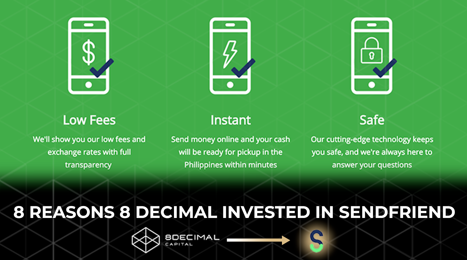 /investment-memo-8-reasons-8-decimal-invested-in-sendfriend-781e47cf2406 feature image