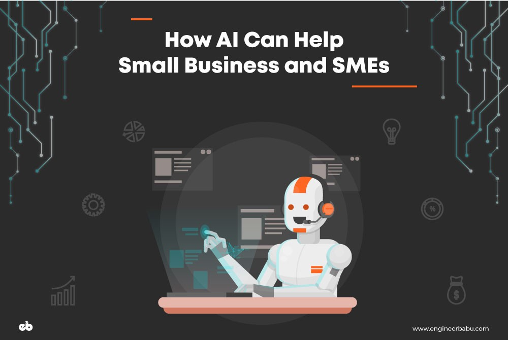 How Can AI Help Small Businesses? - By