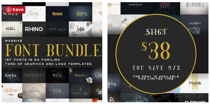 /15-freshest-font-bundles-for-web-designers-developers-and-marketers-78da9e551254 feature image