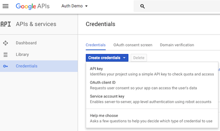 Adding OAuth2 to Mobile Android and iOS Clients Using the