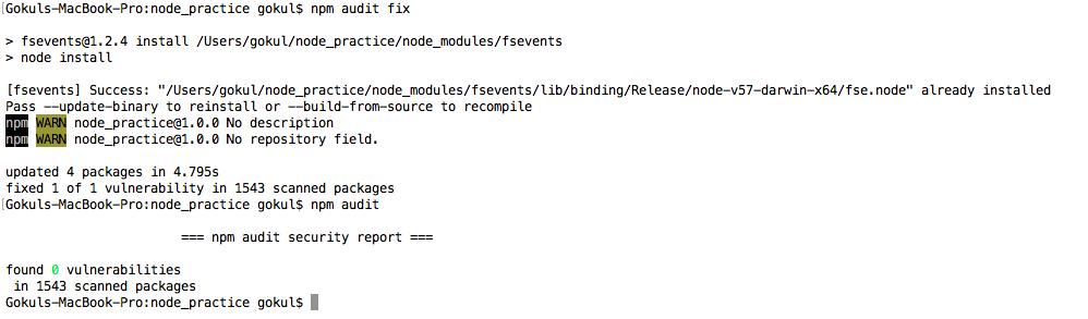 Understanding npm in Nodejs - By