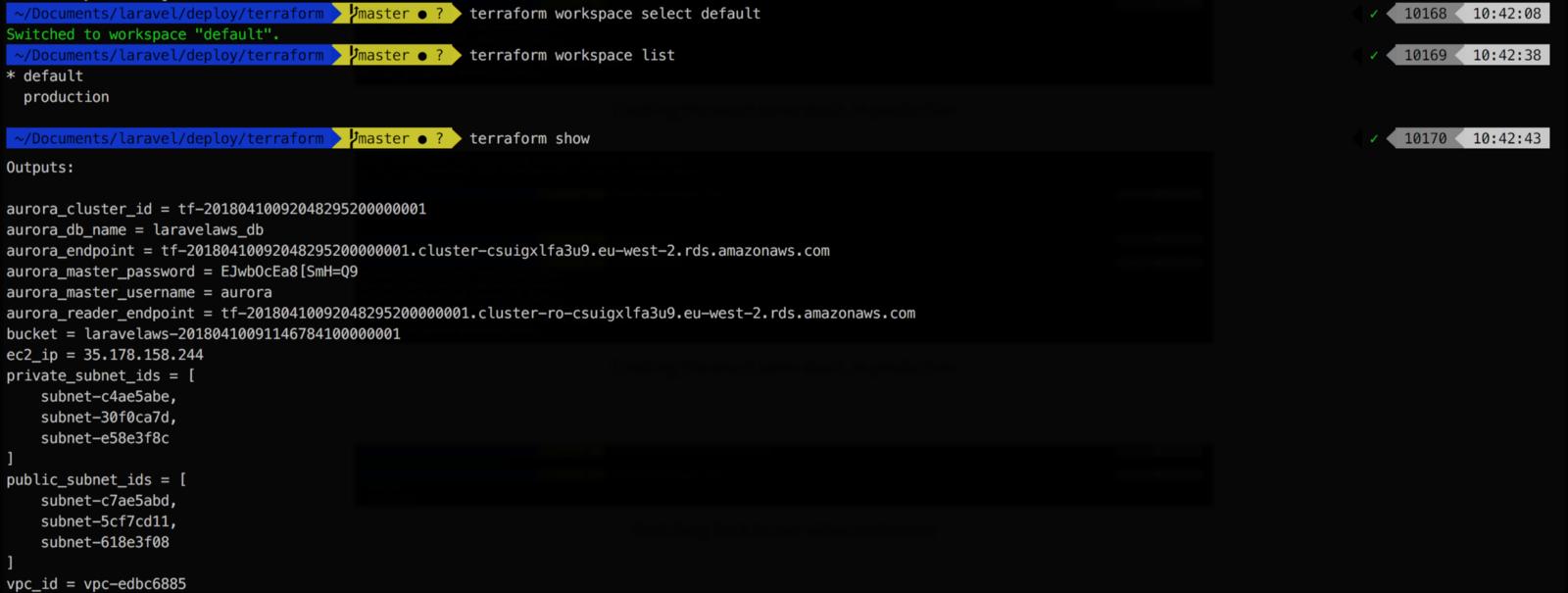 Stop manually provisioning AWS for Laravel — use Terraform