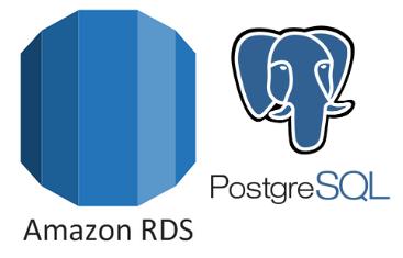 PostgreSQL RDS Creation/Migration in AWS - By