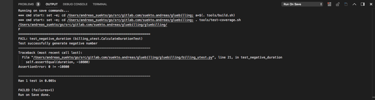 Tutorial : AWS Glue Billing report with PySpark with Unittest - By