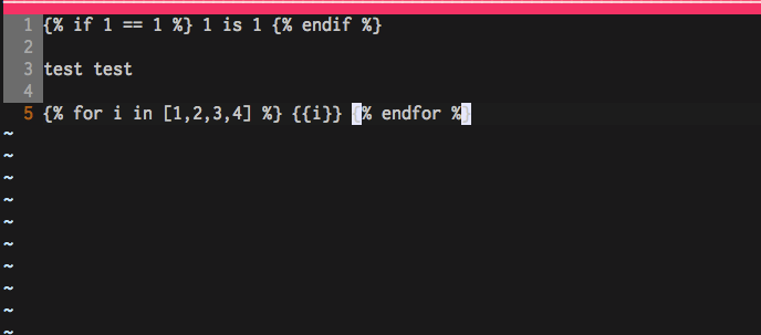 Repl for jinja2 - By